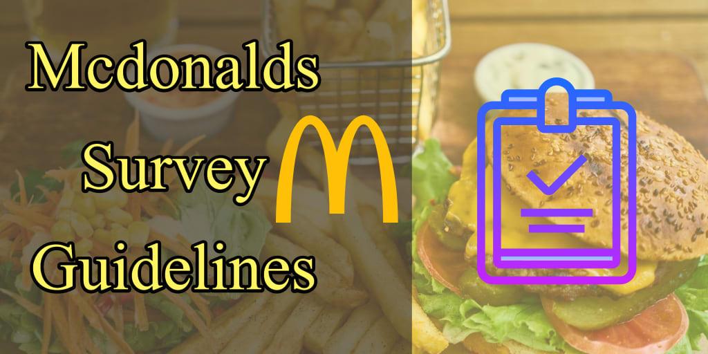 www mcdvoice com survey